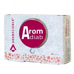 aromdiab 20 cps